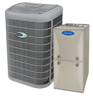 Carrier AC and Furnace