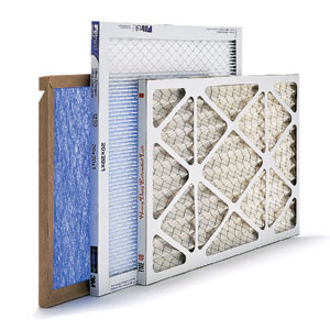 Air Filters with Apex heating and air conditioning